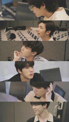 i love pics like this Foto Bts, Bts Bangtan Boy, Bts Taehyung, Jimin Jungkook, I Love Bts, About Bts, Bts Lockscreen, Namjin, Bts Pictures