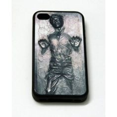Han solo frozen in carbonite business card holder shut upi han solo carbonite iphone 4 case fits iphone 4 and iphone 4s colourmoves