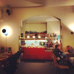 Café Fleury Rosenthaler Platz
