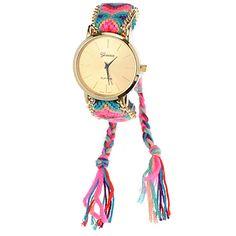 montre bracelet brésilien #montresbrésiliens #montresbraceletbrésilien #montresfemme www.thetrendystore.com