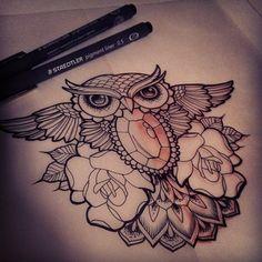 Owl Tat
