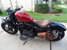 My Mods Thread - 2013 Forty-Eight - Harley Davidson Forums