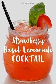 We love this refreshing #boozy #lemonade