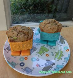 The Best Zucchini Muffins on the Planet