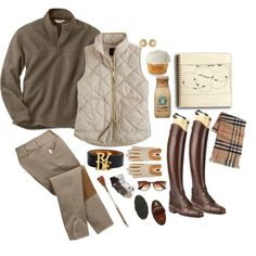 """""""Fall schooling"""" by theritage on Polyvore"""