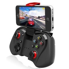 Megadream® Telescopic Wireless Bluetooth 3.0 Game Gaming Controller Gamepad Joystick For Android Smartphone Tablet PC and Laptop Computer - Support Windows 8 7 XP System & Android TV box / Android TV