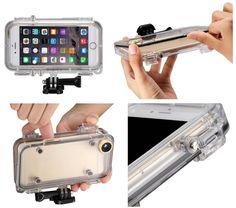 30494729263 Fundas para moviles iPhone 6 carcasa sumergible resistente al agua: Fundas  iPhone 6 - Tienda online YOUGAMETRONICA