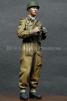 35179 British RAC AFV Crew #2