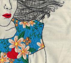 The Yarn Over List - Flowers Everywhere