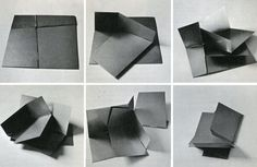 Lygia Clark monument for every situation 1964