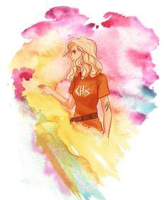 Annabeth Chase, she looks so pretty!