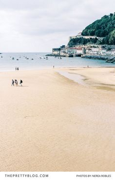 Strolling San Sebastián in Spain | Travel Inspiration | Photograph by Nerea Robles