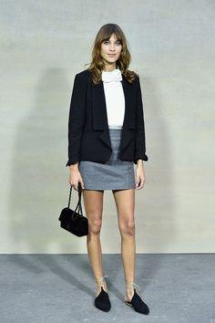10 Best Dressed: Week of October 6, 2014 – Vogue