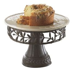 I pinned this Oliveto Cake Stand from the Style Study: The Country Kitchen event at Joss and Main!
