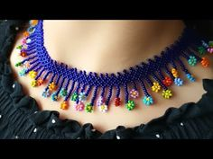 Crochet Necklace, Jewelry Making, Necklaces, Jewellery, Beads, Rings, Soups, Skirt, Mascarpone