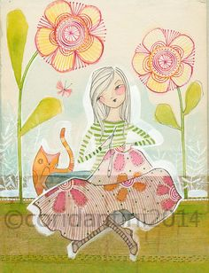 Cori Dantini The Makers watercolor quilter limited by corid