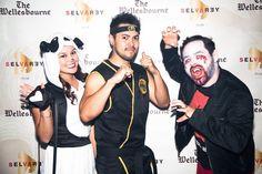 Halloween with #SelvareyRum!   October 2014