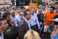 #Scioli en #VillaGesell junto a #BarreraIntendente
