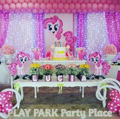 Fiesta temática my Little Pony | Decoración