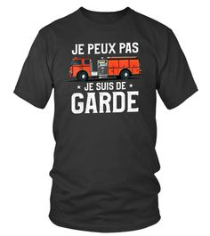 Je Peux Pas Je suis de Garde T-Shirt, Hoodie ,Sweat À Capuche Unisexe, Sweater, Col Rond Femme, Manches Longues, Premium, Enfant (14)   Teezily   Buy, Create & Sell T-shirts to turn your ideas into reality T Shirt, Sweatshirt, Mens Tops, Fashion, Kid, Woman, Unisex, Hoodie Sweatshirts, Round Collar
