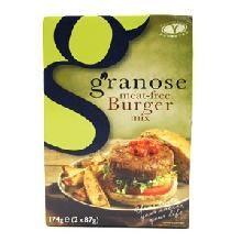 Meat Free Burger Mix - Granose