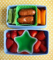 Over 1200 bento box images for kids' lunch!
