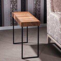 Konferenční stolek Weak Walnut | Bonami Bar Stools, Table, Furniture, Home Decor, Bar Stool Sports, Decoration Home, Room Decor, Counter Height Chairs, Bar Stool