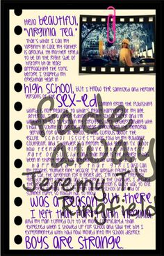 Fade Away by Jeremy T. Ringfield