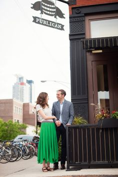 Publican Chicago Restaurant - a West Loop neighborhood favorite right around the corner from Best Chicago Properties!
