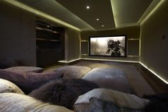 I think the bedroom cinema may work fairly well in 2016