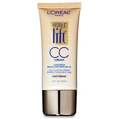 CC Cream: L'Oréal  Send skin damage packing: Our lab tests showed that daily use for one month resulted in fewer underlying UV-caused skin spots.  L'Oréal Paris Visible Lift CC Cream, $13; drugstores