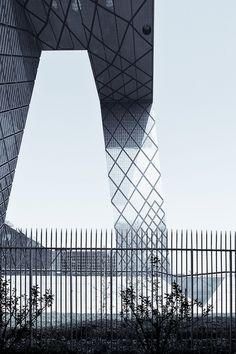 CCTV - Beijing - Rem Koolhaas / OMA | by Scott Norsworthy