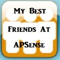 Send Contact Requests To My Best Friends at APSense
