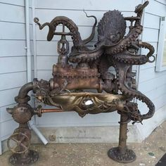 octopussy chair...