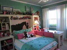 Horse Lovers Room