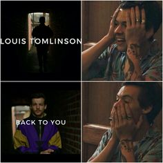 My feelings while watching the video.