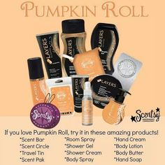Your favorite scents come in more then just wax! www.annieireland.scentsy.us