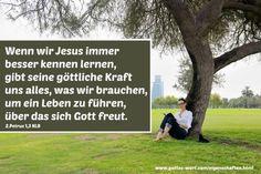 #Jesus - #Wenn wir #Jesus - immer - besser - #kennnlernen, #gibt - uns - seine - göttliche -  #Kraft, was - wir - #brauchen - um - ein - #Leben - zu - #führen, - über - das - sich - #Gott - #freut.  | 700xNxeigenschaften-2-petrus-1-700wm-ww.jpg.pagespeed.ic.5XdBGsfnSG.jpg (700×467)