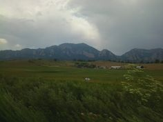 cloudy in the rockies, taken by me