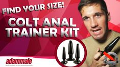 Butt Plugs for Beginners: Gay Anal Trainer Kit