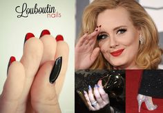 Adele Nail Art - Google Search