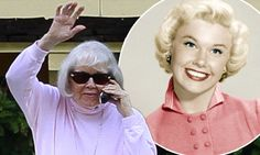 Reclusive movie star Doris Day makes rare appearance on 90th birthday #DailyMail I love this woman!