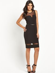 Michelle Keegan Belted Mesh Bodycon Dress, http://www.very.co.uk/lipsy-michelle-keegan-belted-mesh-bodycon-dress/1458915805.prd