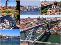 Wunderschönes Porto (Portugal)