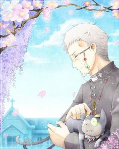 Shirou & Kuro | Ao no Exorcist #manga