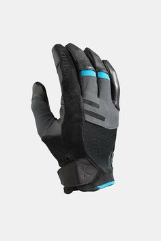 The world's most finely crafted Mountain Bike Glove. The premium leather will conform to your hand over time, creating a truly custom fit.