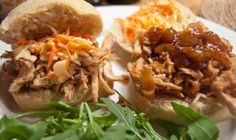 Monster infused pulled pork with Coca-Cola BBQ sauce - I want to make this again...and again...