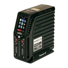 Graupner Polaron EX1400 Charger Black