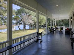 Porch of my heart. 52 Grimball Point Savannah GA For Sale (14)