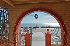San Felipe Resort Rentals - An intimate collection of 4 uniquely decorated units located on the Malecon in downtown San Felipe, across from the beach and in walking distance to restaurants, shopping and entertainment. The units are available individually or as an entire property to accommodate up to 8 – 10 persons.